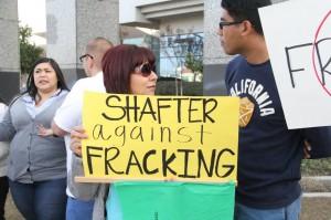Shafter Against Fracking